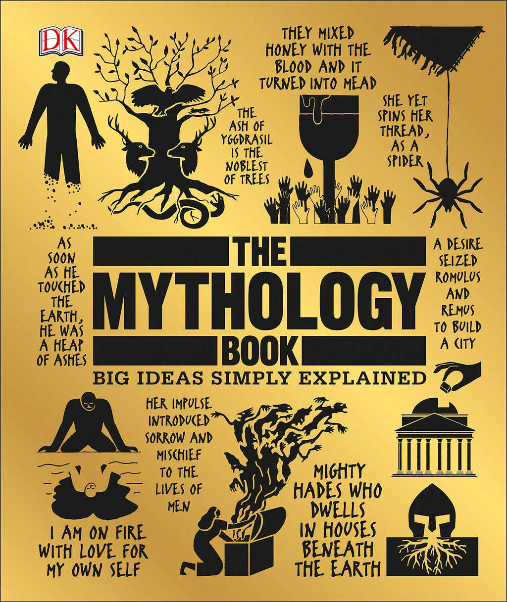 Mythology Book by Shulmit Ambalu