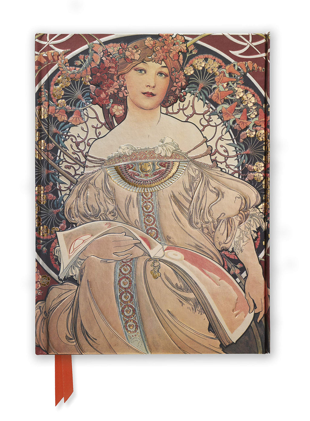 Daydream Reverie Journal by Mucha