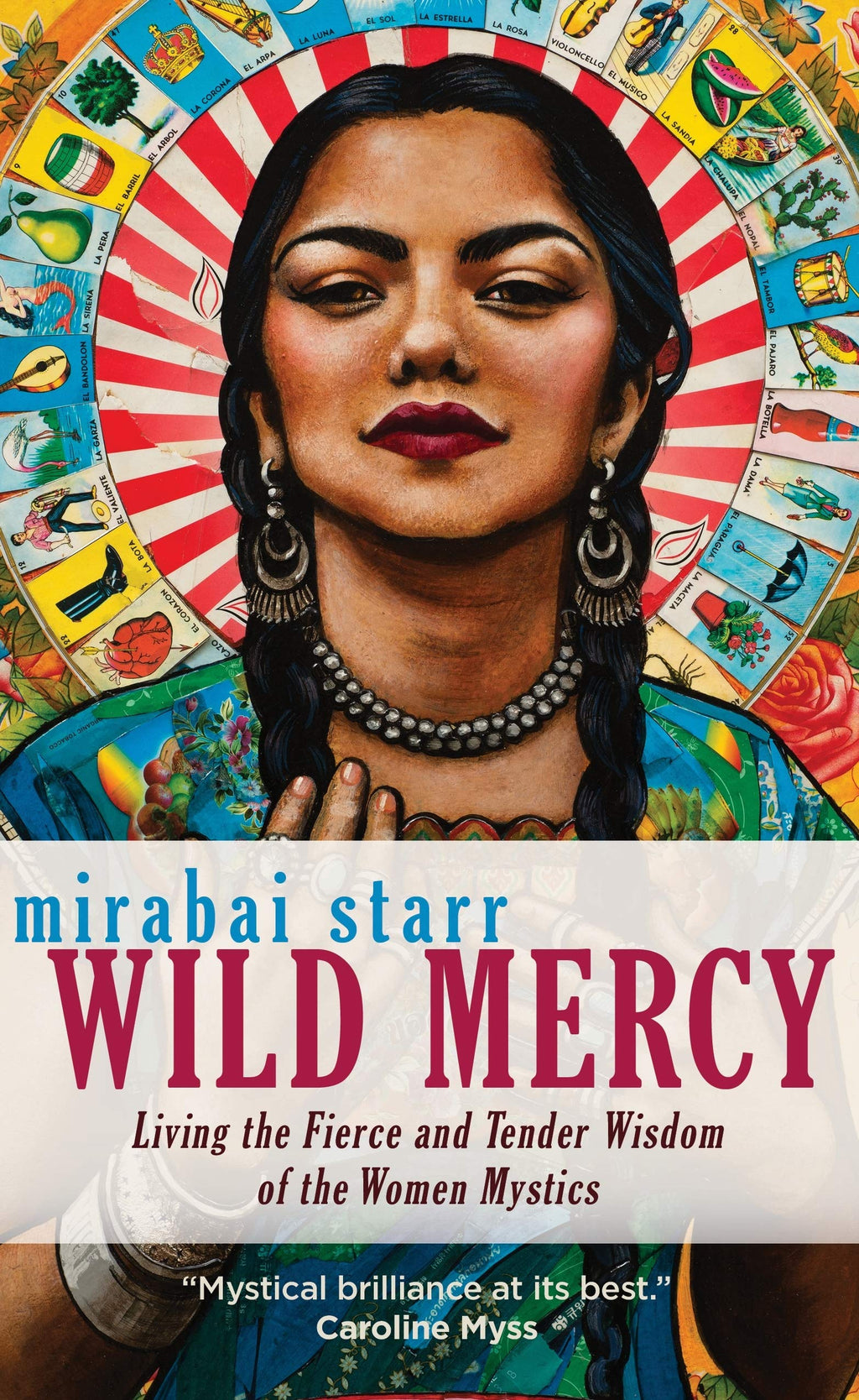 Wild Mercy by Mirabai Starr