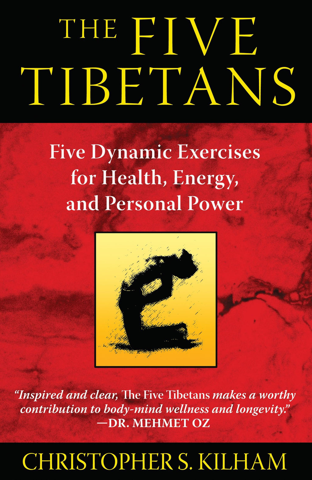 Five Tibetans by Christopher Kilham