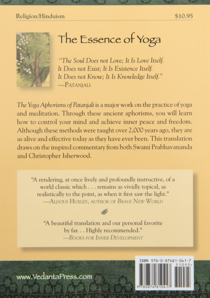 How to Know God by Swami Prabhavananda & Christopher Isherwood