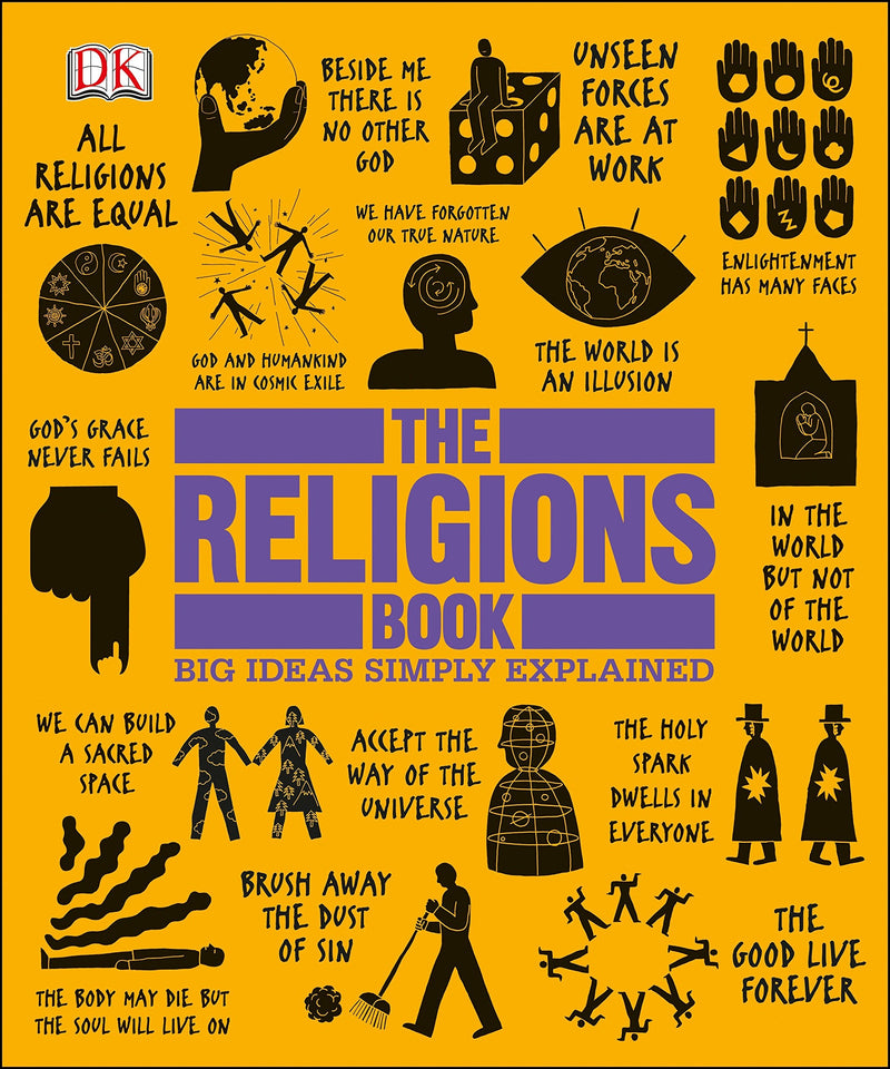Religions Book by Neil Philip