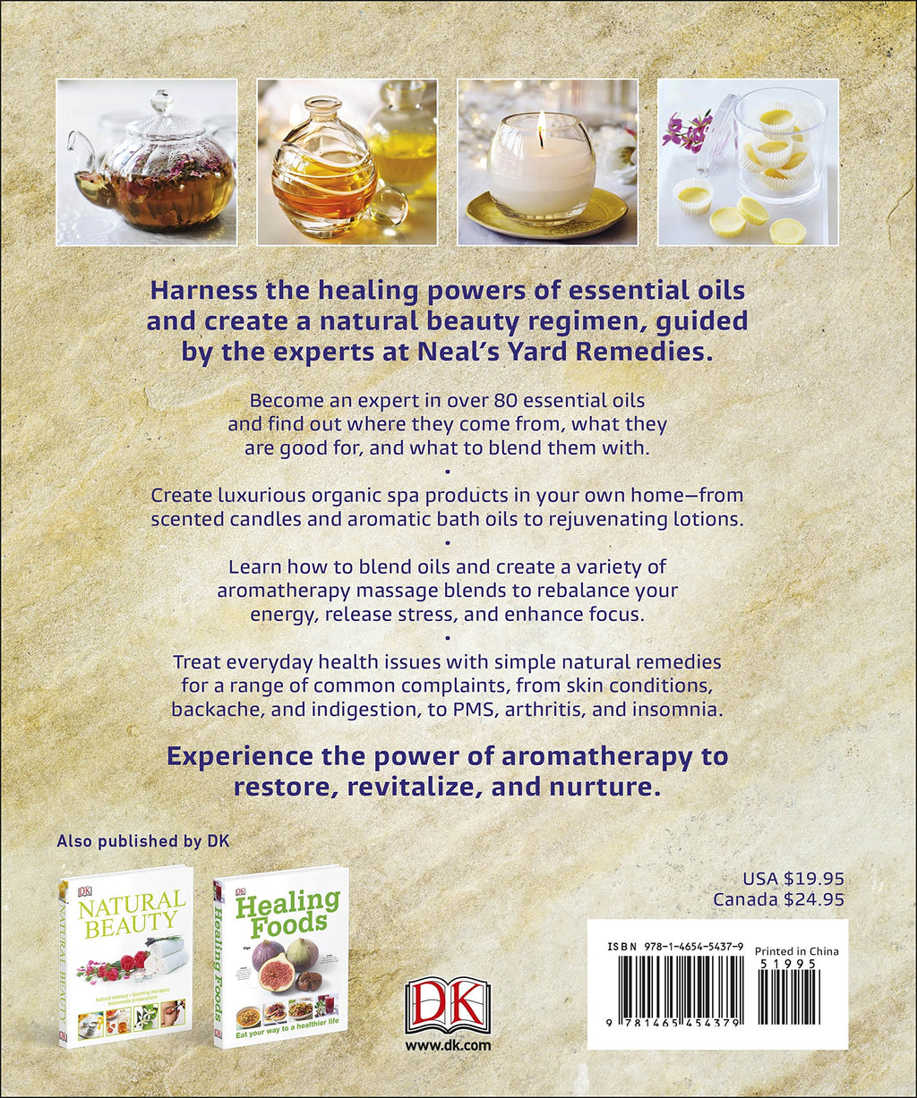 Essential Oils by Susan Curtis and Fran Johnson (DK Books)