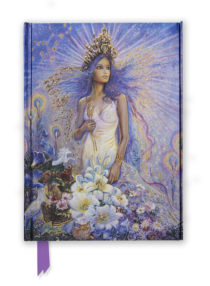 Virgo Journal by Josephine Wall