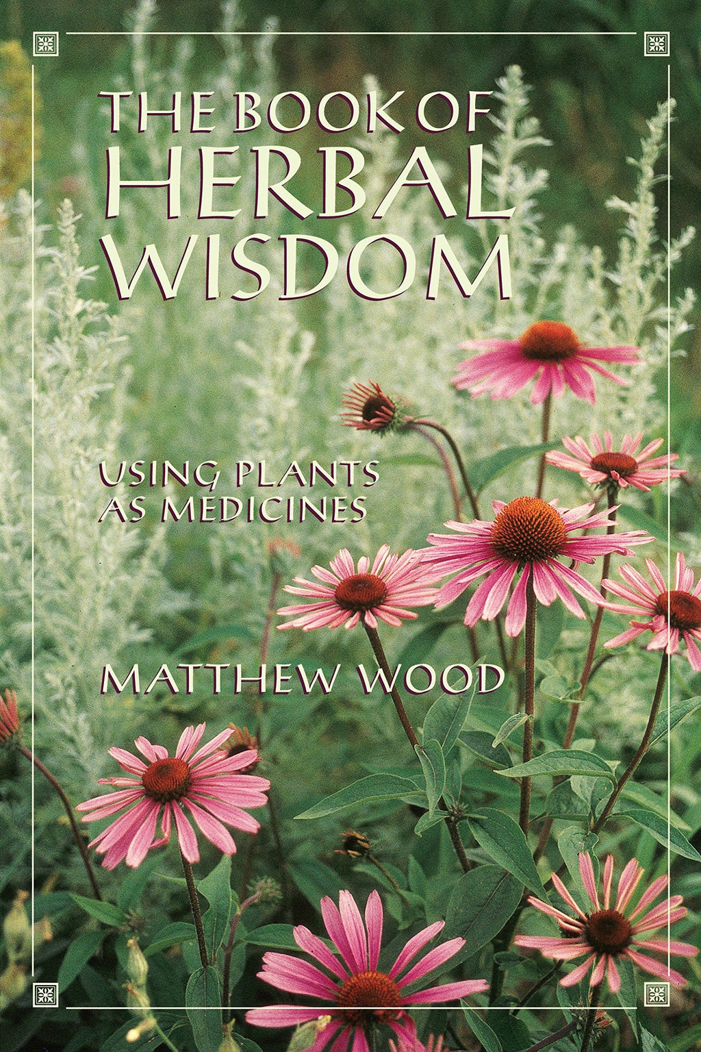 Book of Herbal Wisdom by Matthew Wood