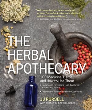 Herbal Apothecary by JJ Pursell