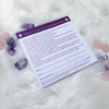[CRYSTAL HEALER TOOLS] Crystal Healing Info Rack Cards (Pack of 15)