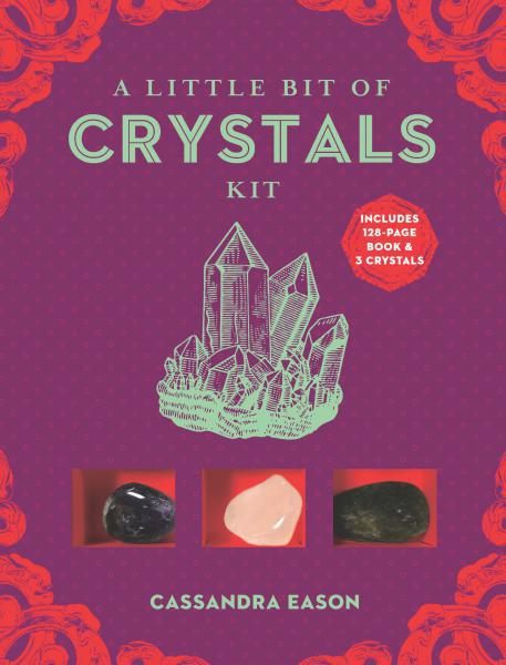 Little Bit of Crystals Kit by Cassandra Eason