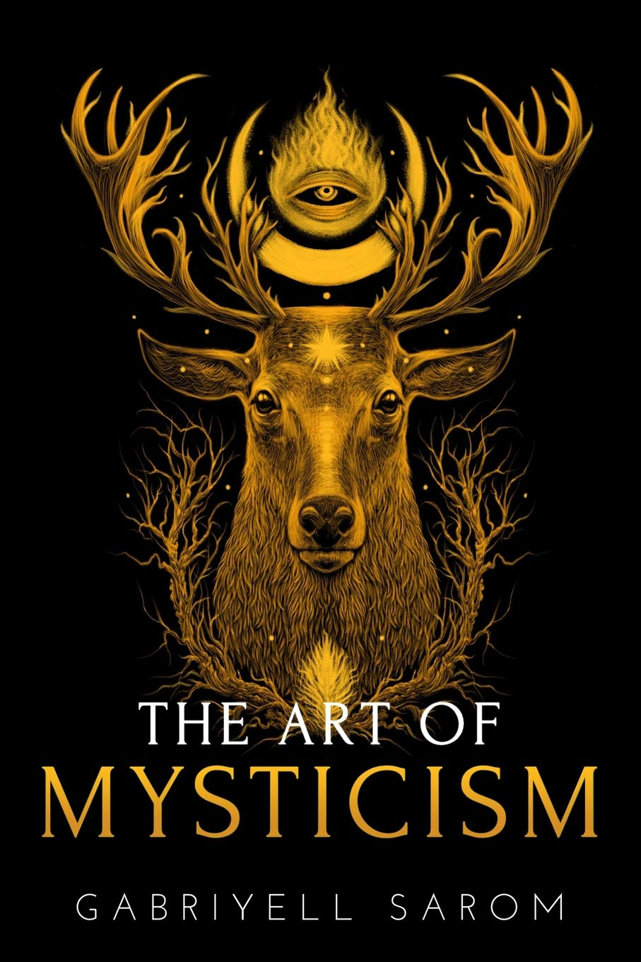 Art of Mysticism by Gabriyell Sarom