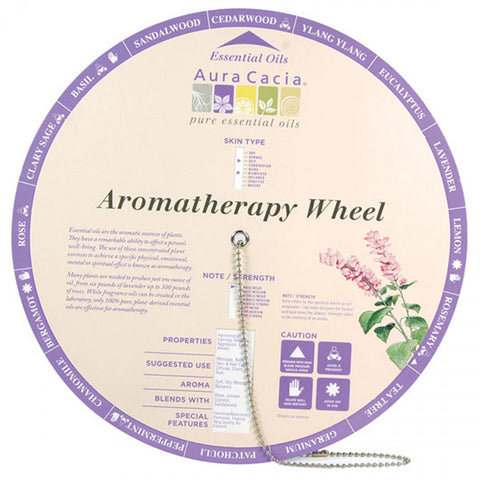 Aura Cacia Lemon Essential Oil for Renewing