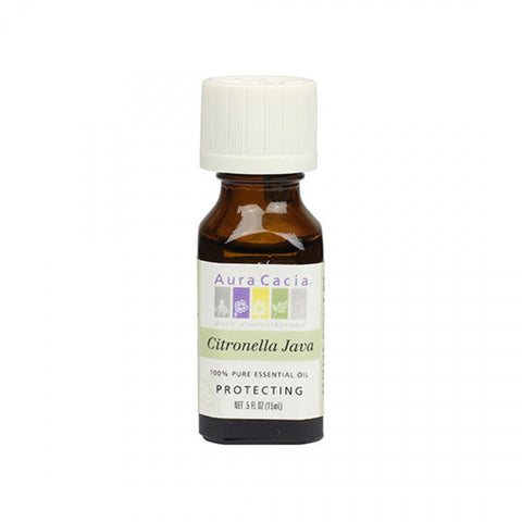 Aura Cacia Vetiver Essential Oil .5 oz.