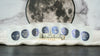 Moon Phase Votive Candle Holders (8 Piece Set)