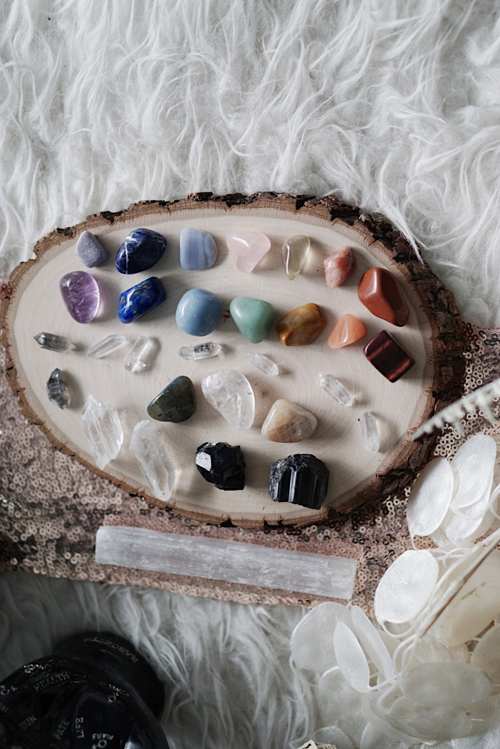 Crystal Starter Kit for Love & Light's CCH Program