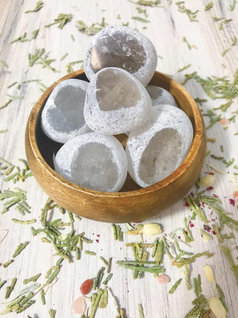 Crystal Seer Stones for Scrying & Divination