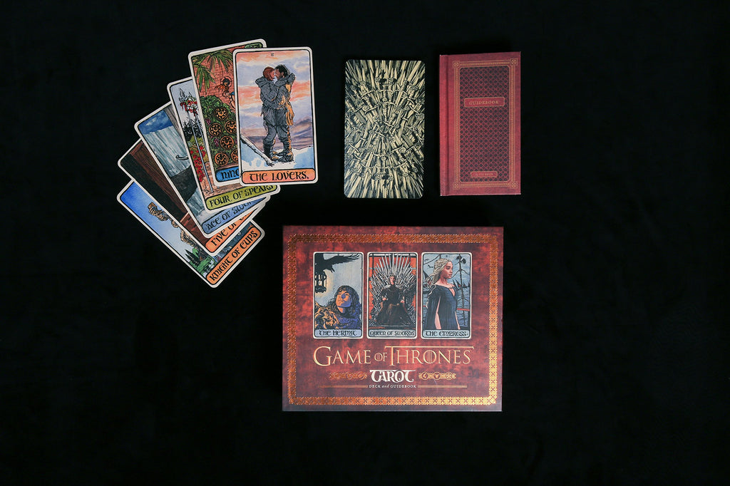 Game of Thrones Tarot by Michael Morris & Liz Dean & Craig Cross