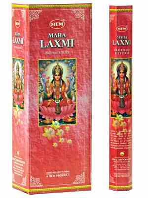 HEM Deity Incense Sticks Hex Pack (20 Sticks) - Various Fragrances