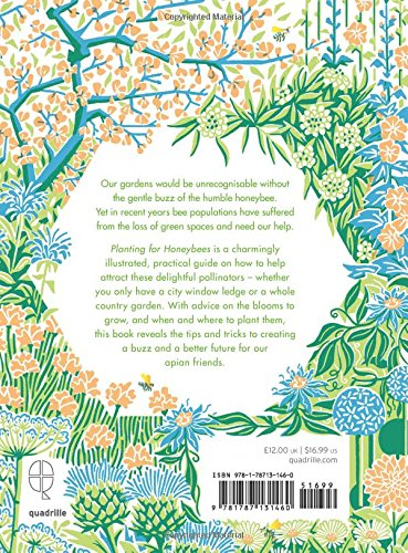 Planting for Honeybees by Sarah Wyndham-Lewis