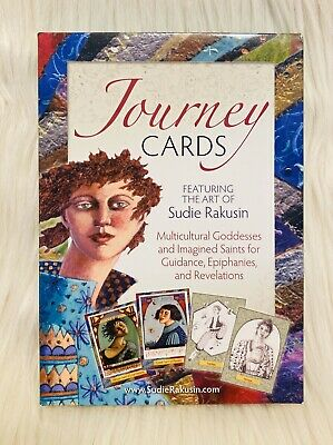 Journey to the Goddess Realm Oracle Deck by Lisa Porter