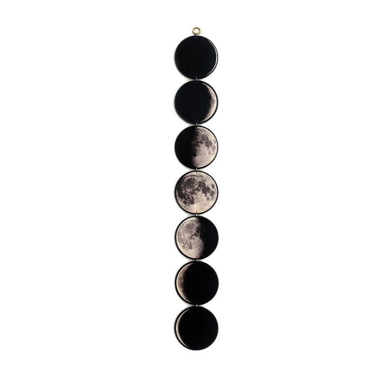 Moon Phases Dangle (Various Sizes)
