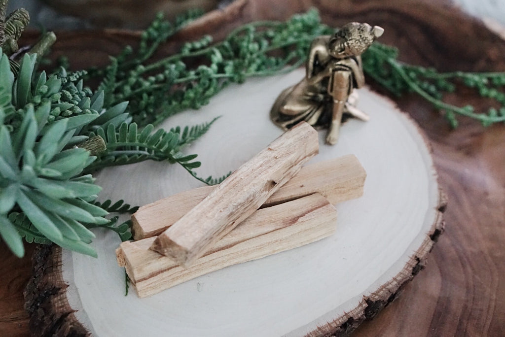 Palo Santo Sticks for Space Clearing
