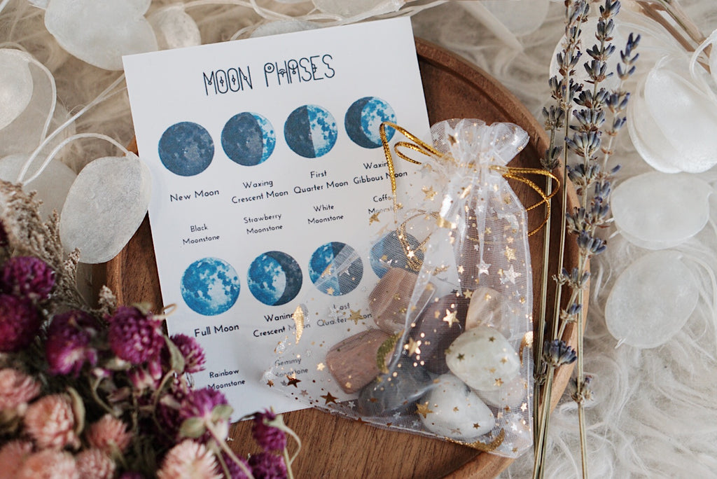 Moon Phases Crystal Kit
