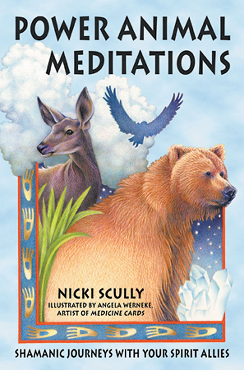 Power Animal Meditations by Nicki Scully