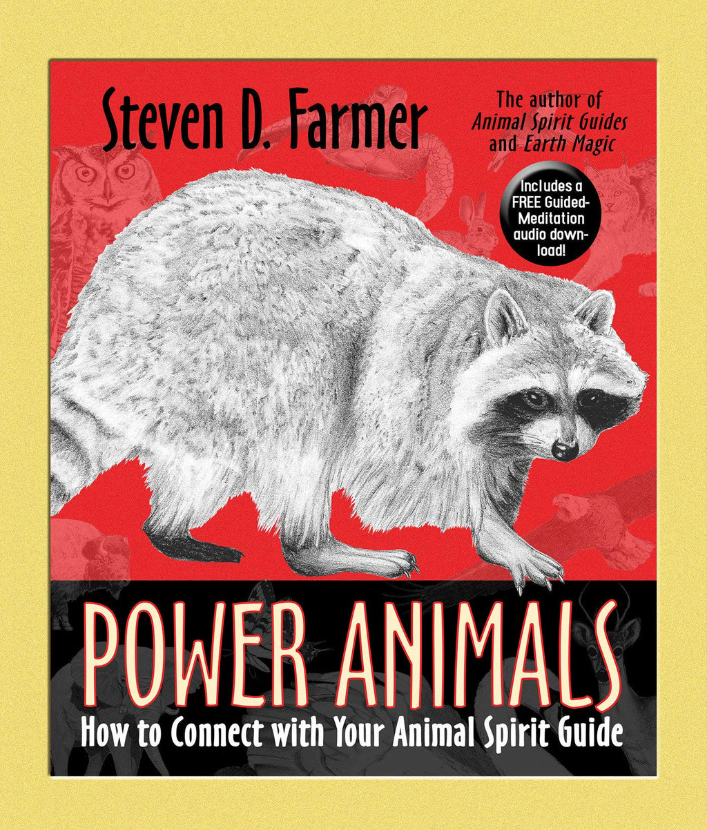 Power Animals by Steven Farmer