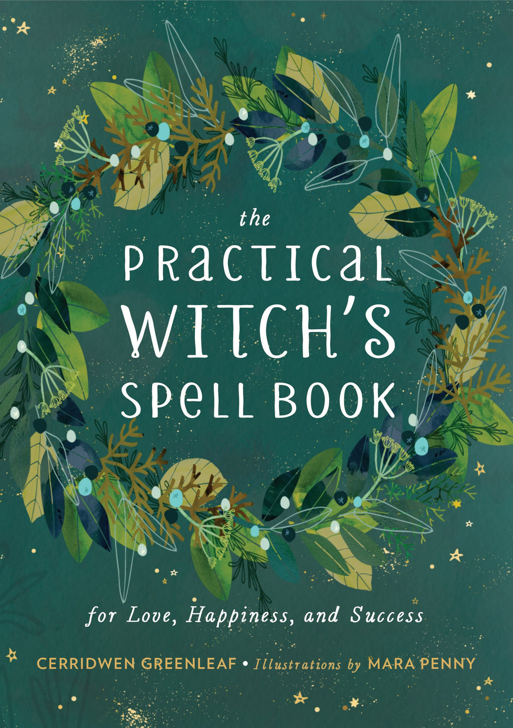 Practical Witch's Spell Deck by Cerridwen Greenleaf