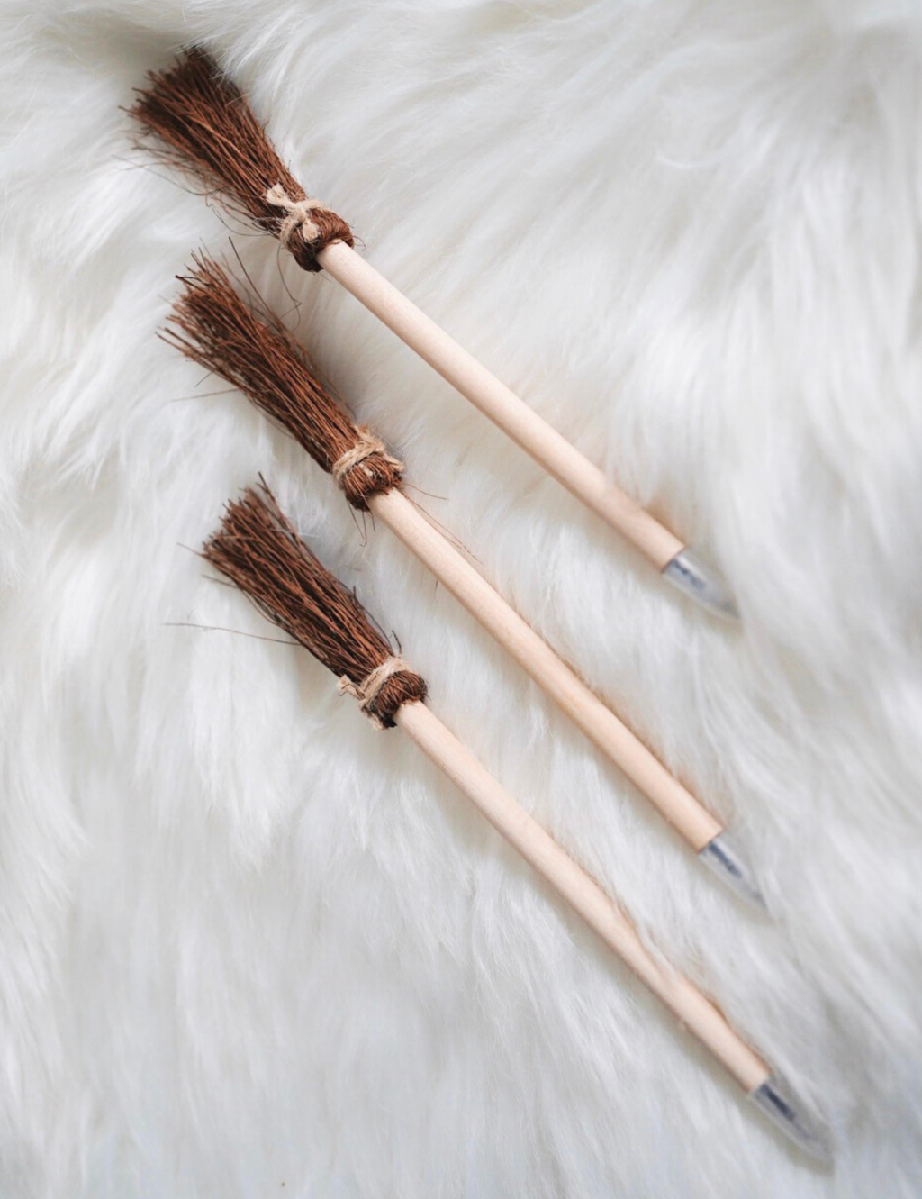Witch Broom Besom Pens