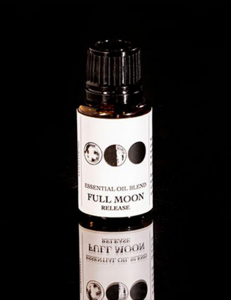 New Moon & Full Moon Essential Oil Blends