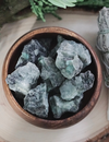Rough Emerald for Inner Peace & Calming