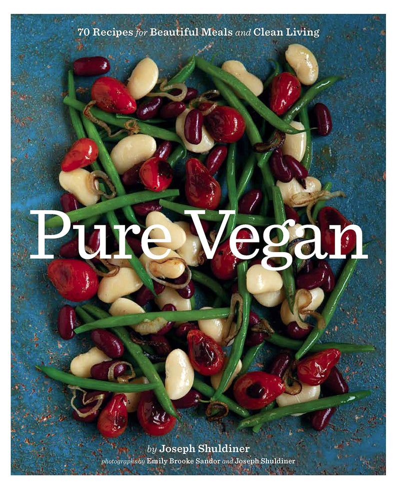 Pure Vegan by Joseph Shudiner