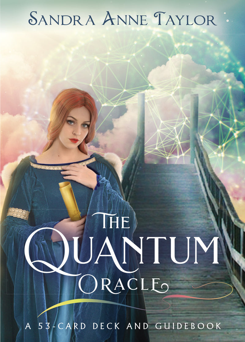 Quantum Oracle by Sandra Taylor