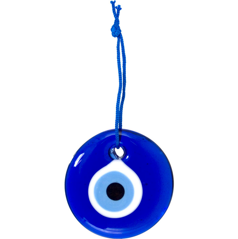 Glass Evil Eye Amulet Talisman