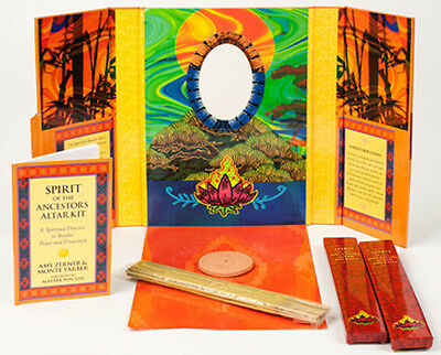 Spirit of the Ancestors Altar Kit by Monte Farber & Amy Zerner & Pun Yin