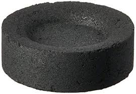 Charcoal Briquettes for Incense & Herbs (Roll of Ten)