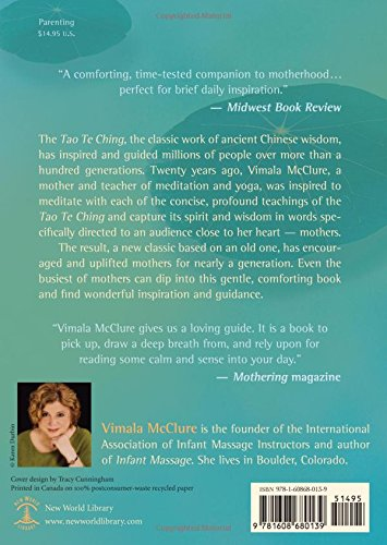 Tao of Motherhood by Vimala McClure