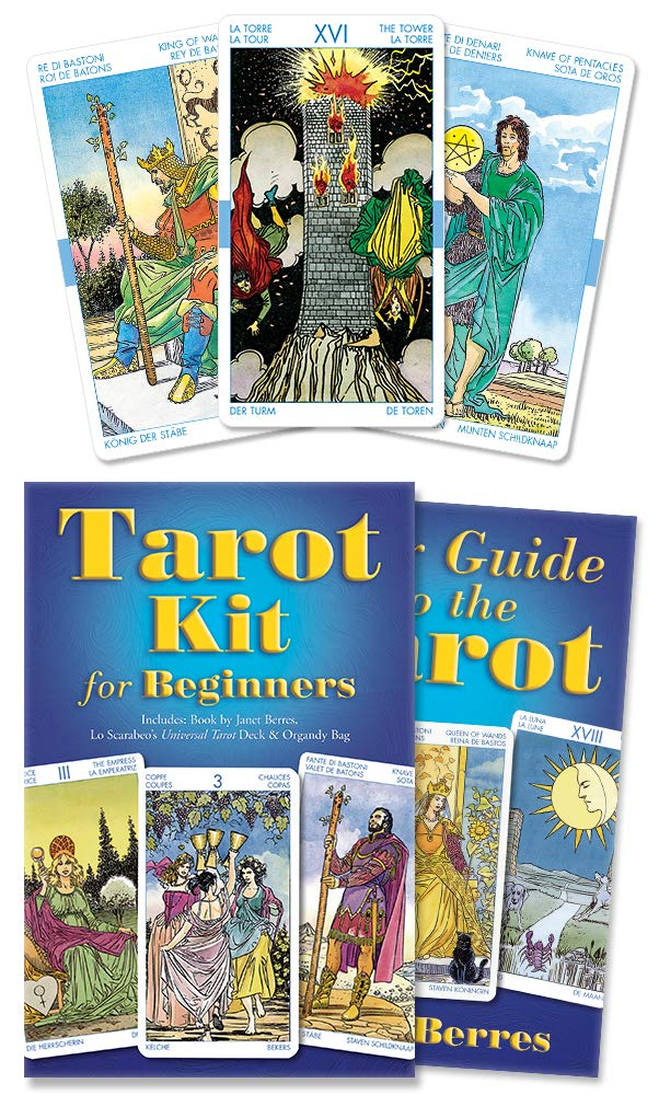 Tarot Kit for Beginners by Janet Berres