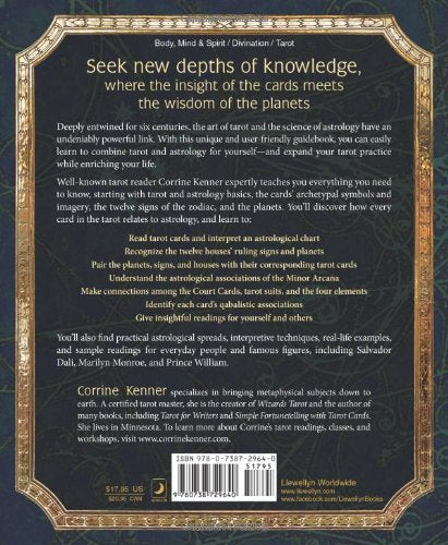 Tarot and Astrology by Corinne Kenner