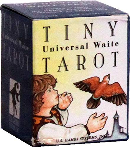 Tiny Universal Waite Tarot by Mary Hanson Roberts