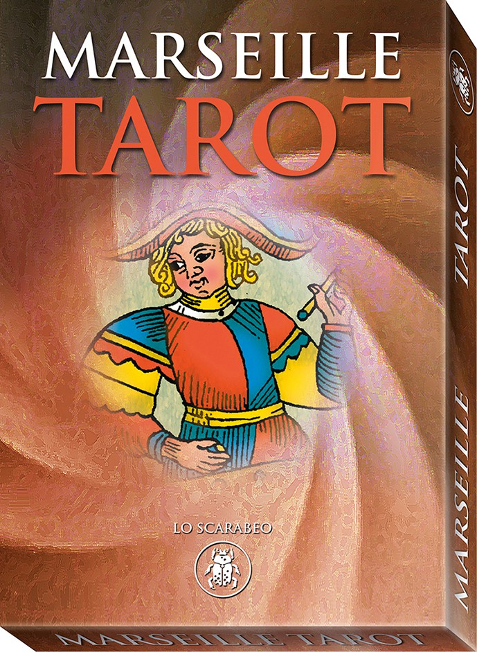 Marseille Tarot - Major Arcana by Claude Burdel