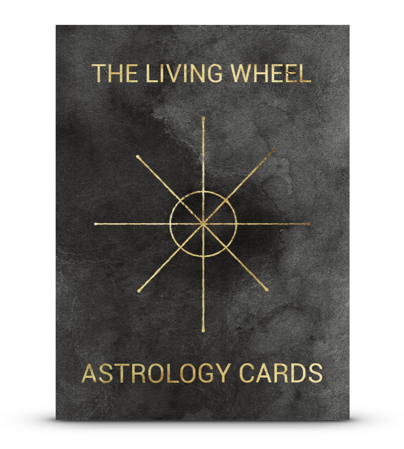 Living Wheel Astrology Deck