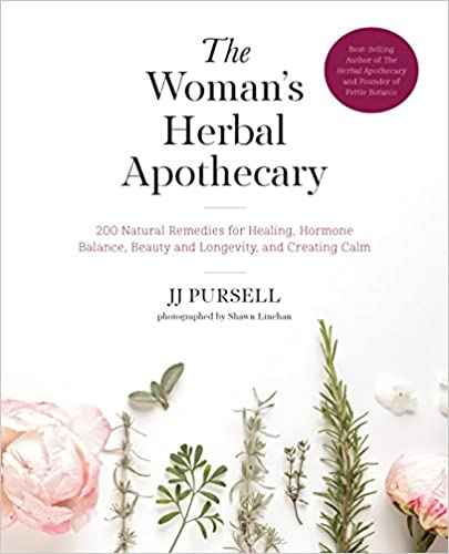 Woman's Herbal Apothecary by JJ Pursell