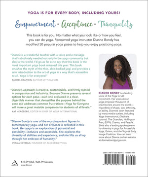 Yoga for Everyone by Dianne Bondy