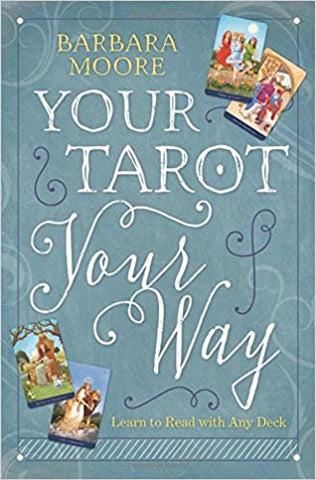 Tarot Coloring Book by Theresa Reed & Mary Greer