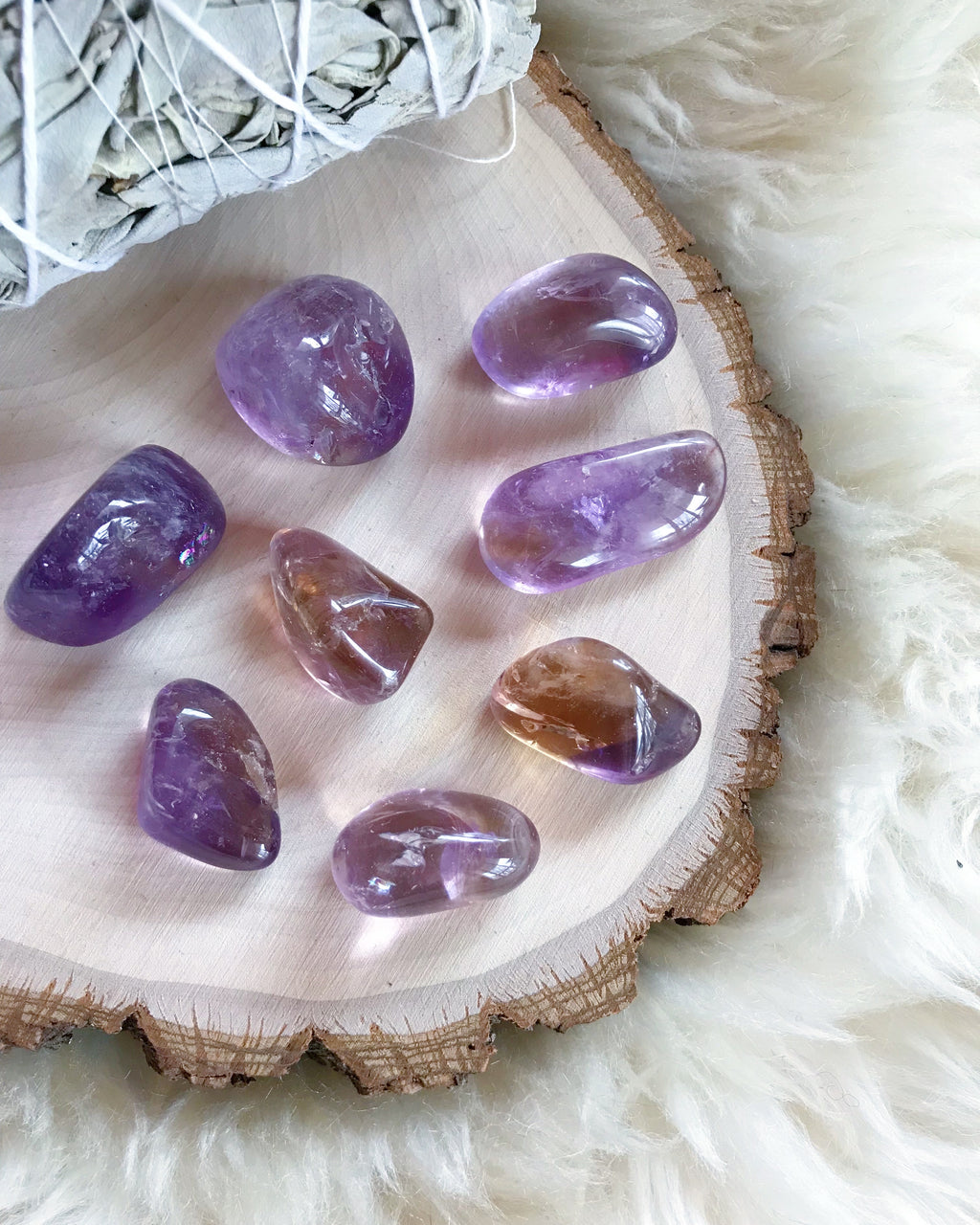 Ametrine for Knowledge & Connection