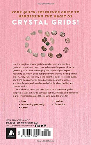 Crystal Grids Handbook by Judy Hall