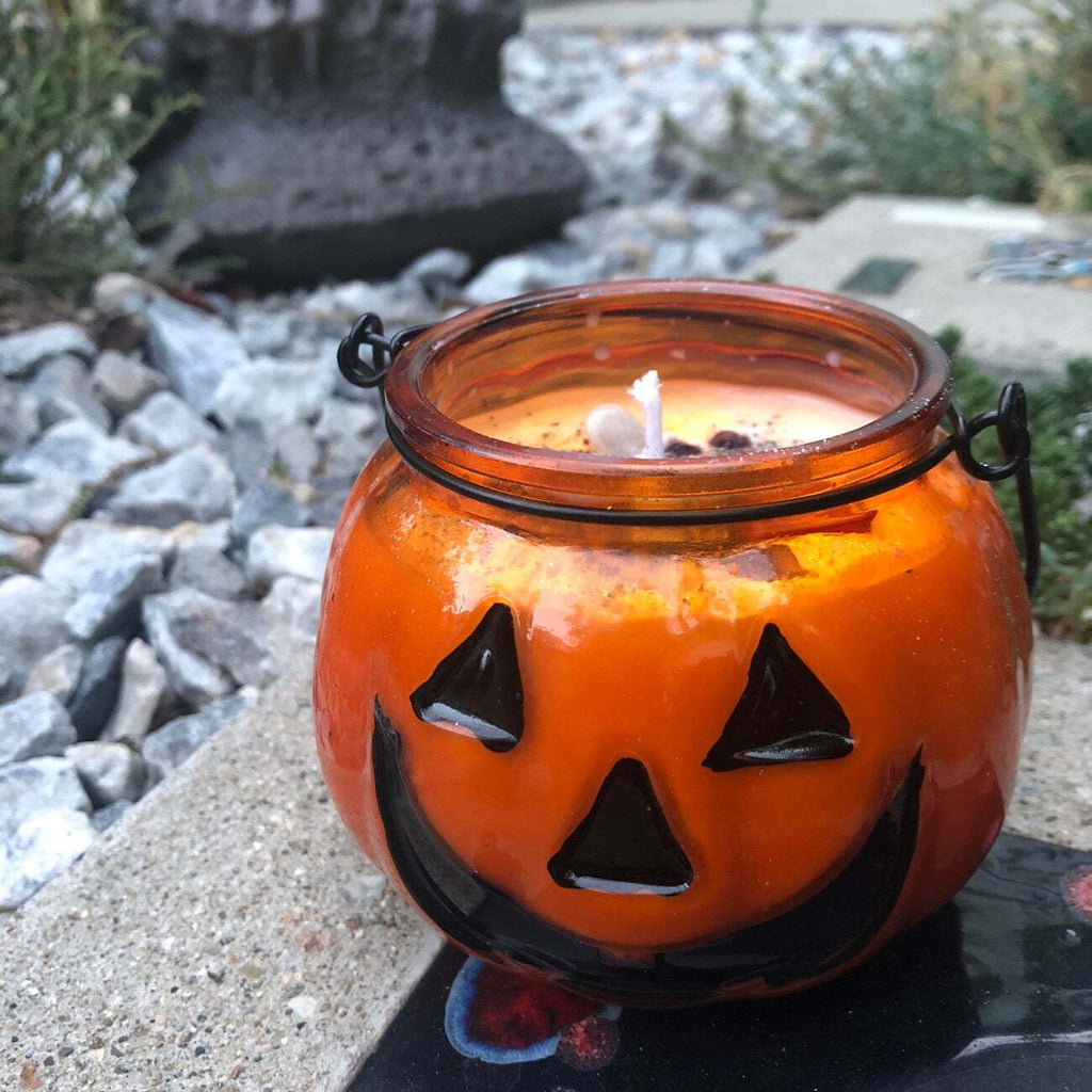 Halloween Harvest Candle