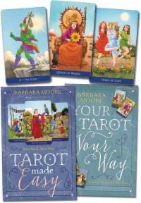 Tarot Made Easy by Barbara Moore