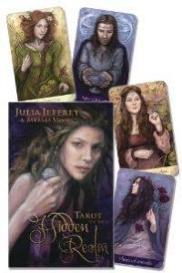 Tarot of the Hidden Realm by Julia Jeffrey & Barbara Moore